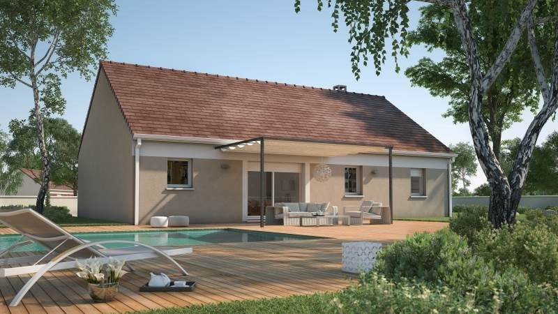 Maison neuve, 65 m² À La …