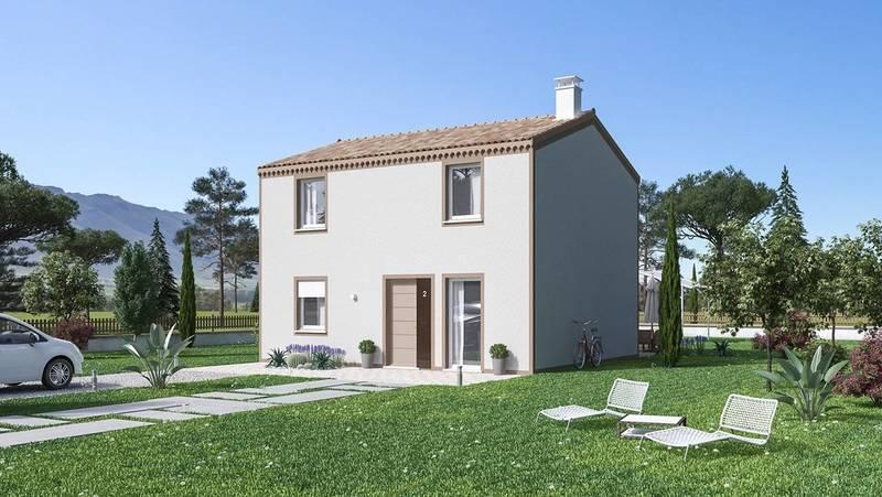 Maison neuve, 106 m² Dans …