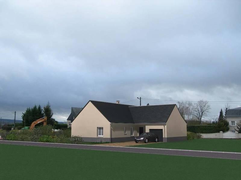 Maison neuve, 110 m² Belle…