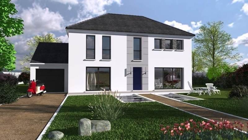 Maison neuve, 110 m² Cette…