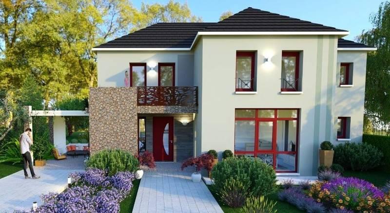 Maison neuve, 150 m² Je su…