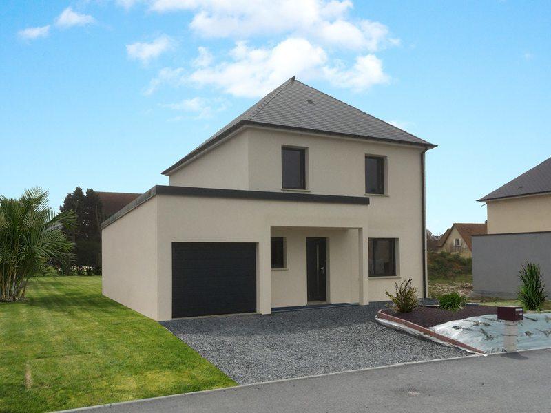 Maison neuve, 110 m² A 10 …