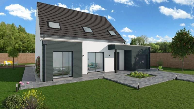 Maison neuve, 122 m² CONTA…