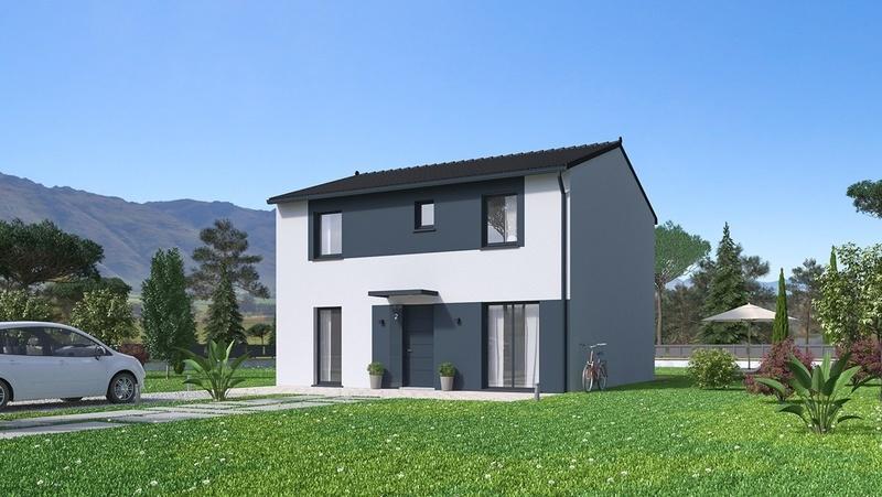 Maison neuve, 135 m² Proje…