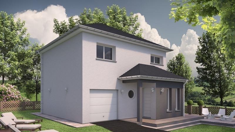 Maison neuve, 94 m² À Sai…