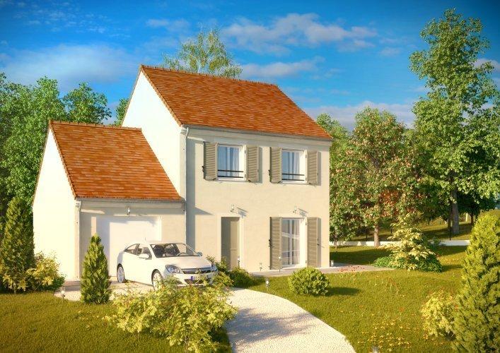 Maison neuve, 92 m² Maiso…