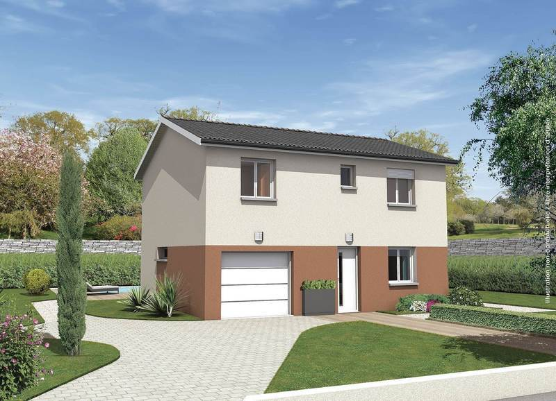 Maison neuve, 90 m² La co…