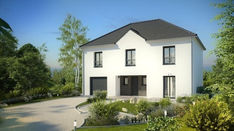 Maison neuve, 151 m² En pl…