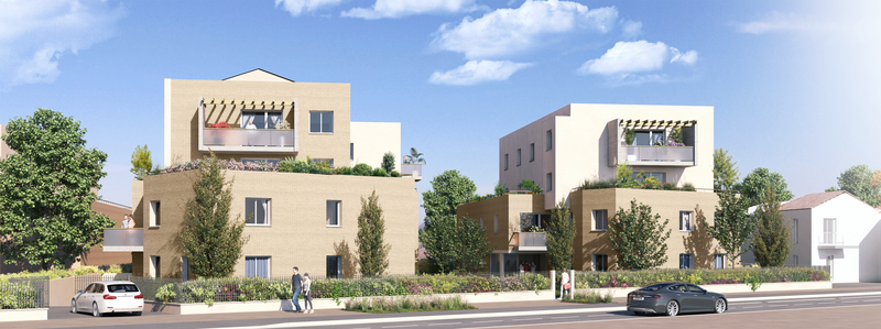 Appartement neuf, 80 m² PROFI…