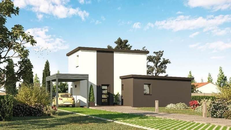 Maison neuve, 95 m² Pléla…