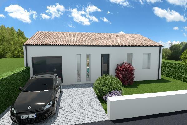 Terrain à bâtir, 405 m² LES E…