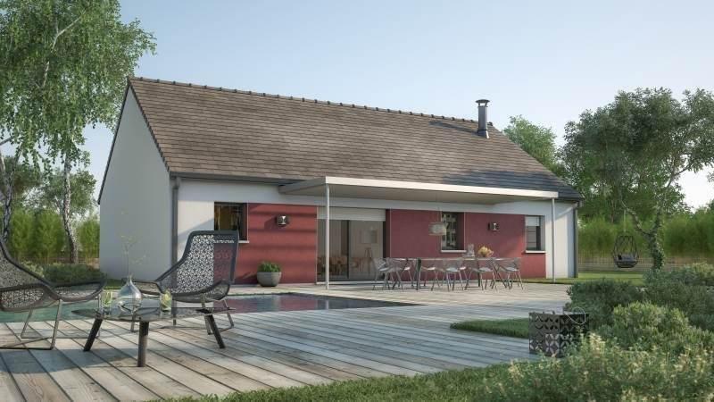 Maison neuve, 76 m² : mai…