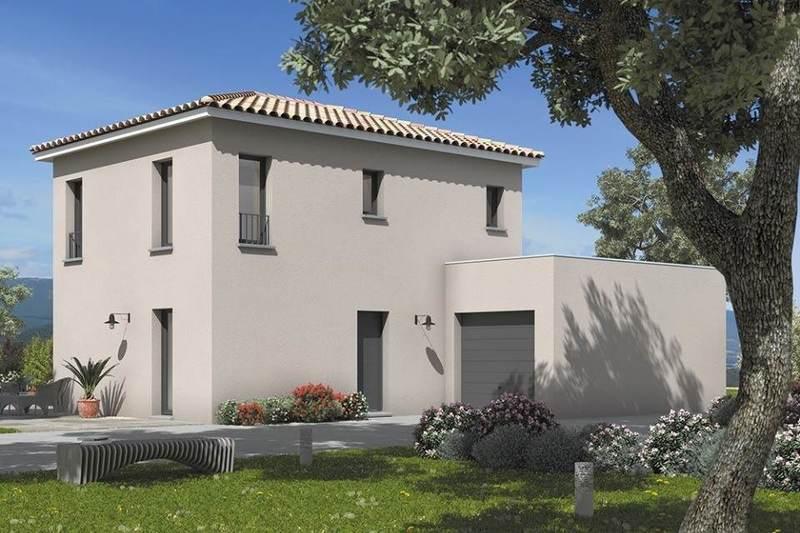 Maison neuve, 110 m² Causs…