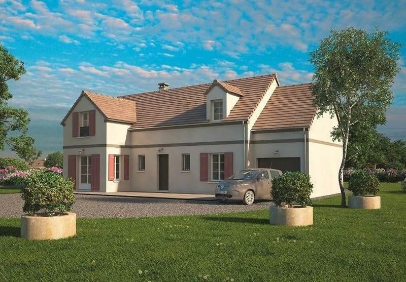 Maison neuve, 114 m² Sur l…
