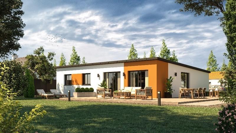 Maison neuve, 74 m² Maiso…