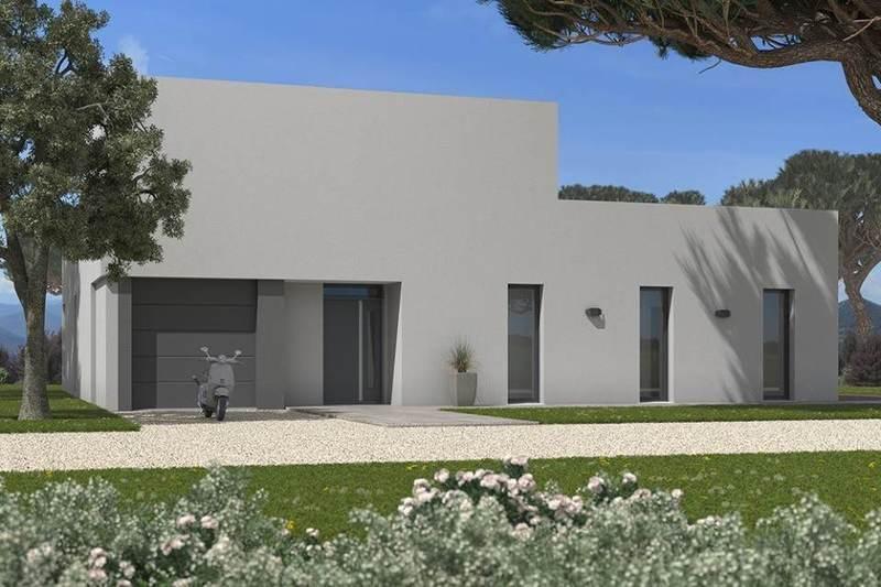 Maison neuve, 180 m² À Ces…