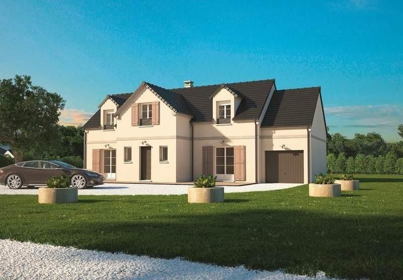 Maison neuve, 145 m² Immen…