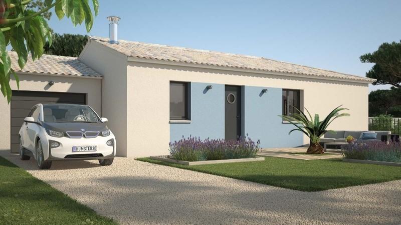 Maison neuve, 90 m² Arles…