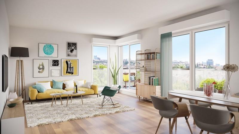 Appartement neuf, 80 m² AVANT…