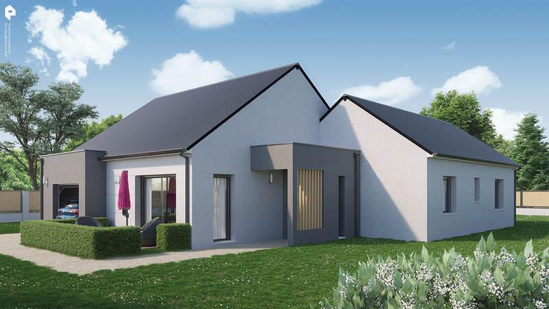 Maison neuve, 104 m² Ideal…