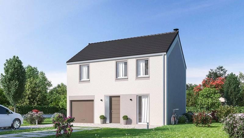 Maison neuve, 99 m² Proje…