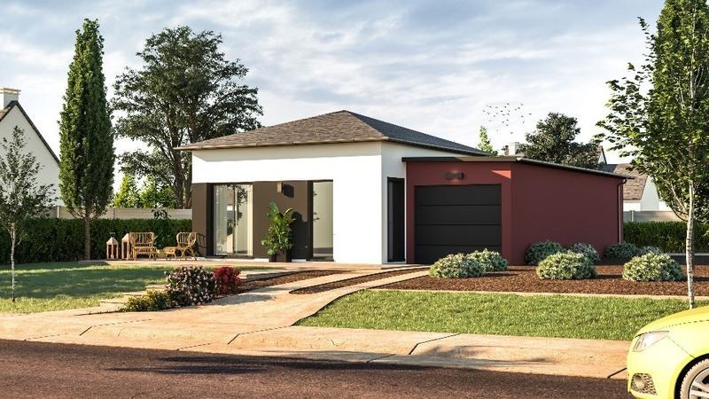 Maison neuve, 67 m² Maiso…