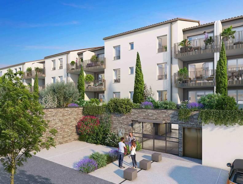 Appartement neuf, 39,85 m² À que…