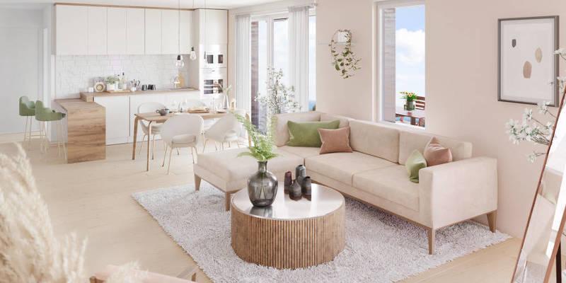 Appartement neuf, 40 m² Deven…