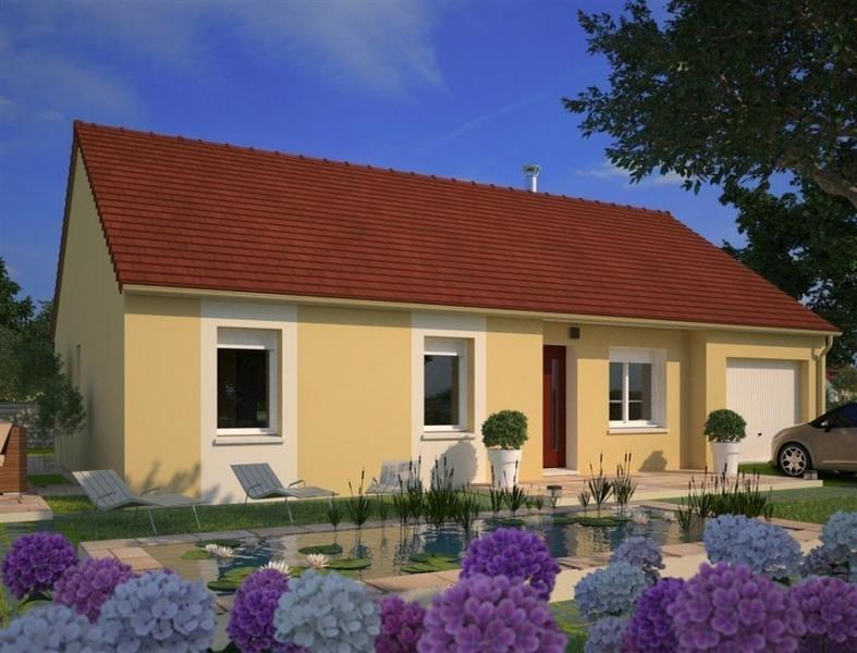 Maison neuve, 87 m² À La …