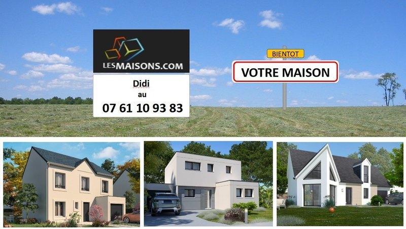 Terrain à bâtir, 450 m² Les  …