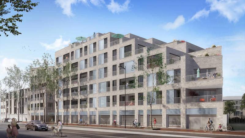 Appartement neuf, 60,61 m² Penda…