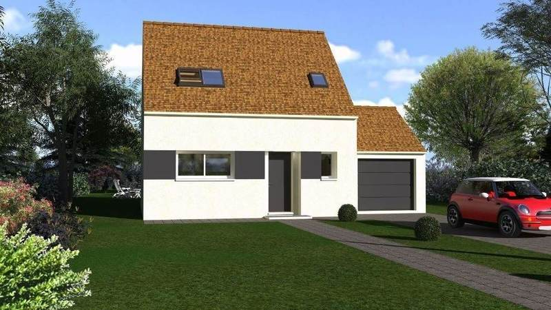 Maison neuve, 70 m² Maiso…