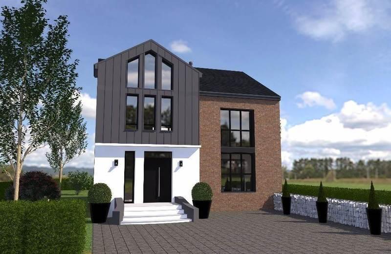 Maison neuve, 164 m² La mi…