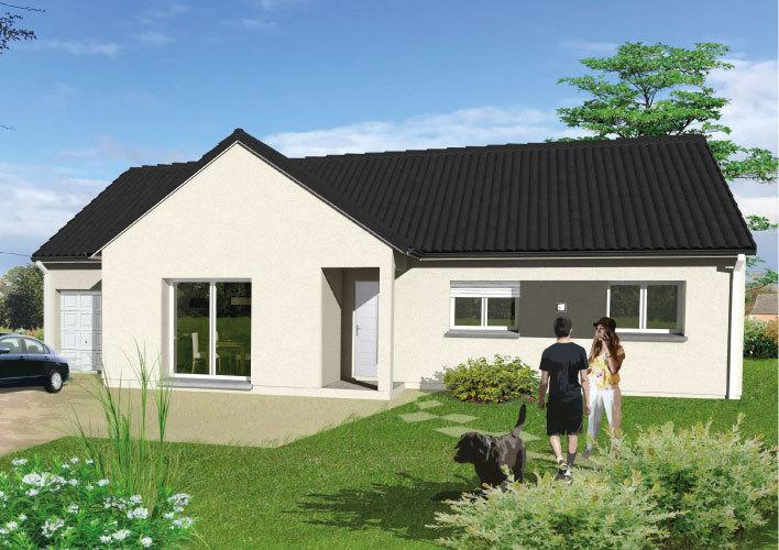 Maison neuve, 94 m² Deven…