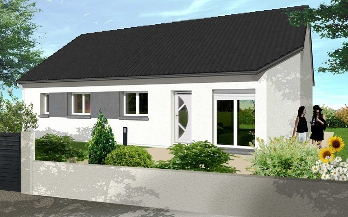 Maison neuve, 85 m² Venez…