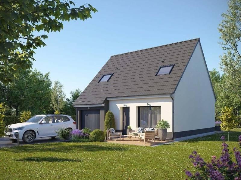 Maison neuve, 81 m² Maiso…
