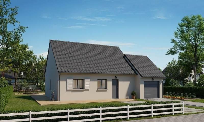 Maison neuve, 71 m² Cette…