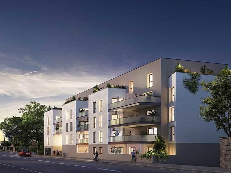 Appartement neuf, 39,06 m² Deven…