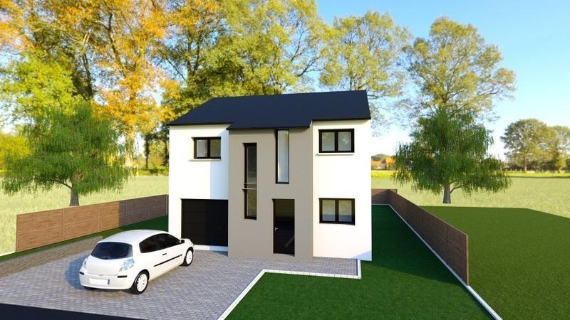 Maison neuve, 101 m² À ach…