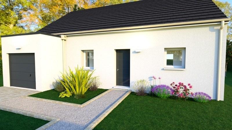 Maison neuve, 76 m² Les M…