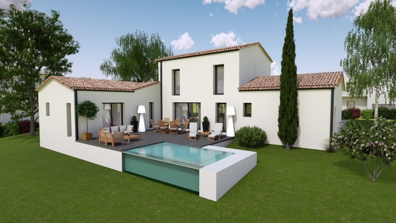 Maison neuve, 130 m² Maiso…