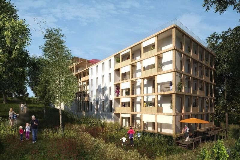 Appartement neuf, 43 m² LANCE…