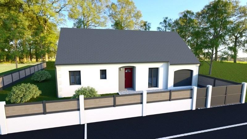 Maison neuve, 96 m² Les a…