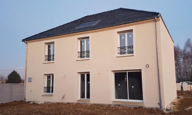 Maison neuve, 151 m² Magni…