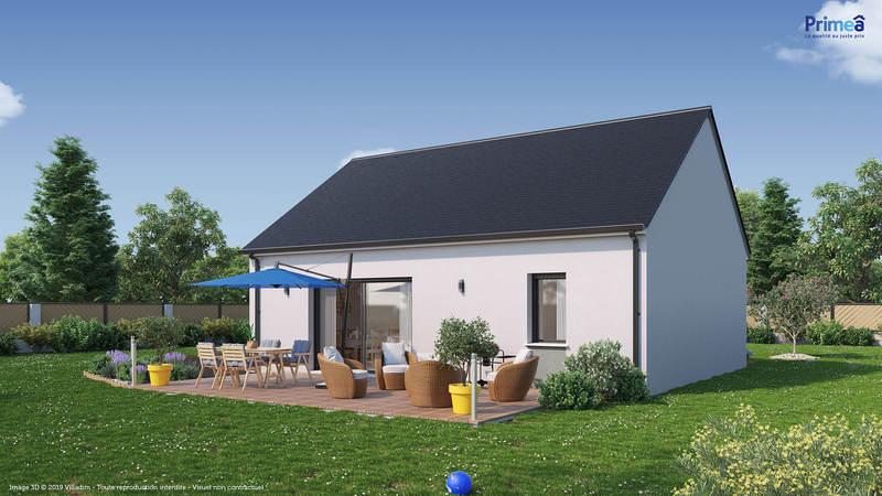 Maison neuve, 66 m² Idéal…