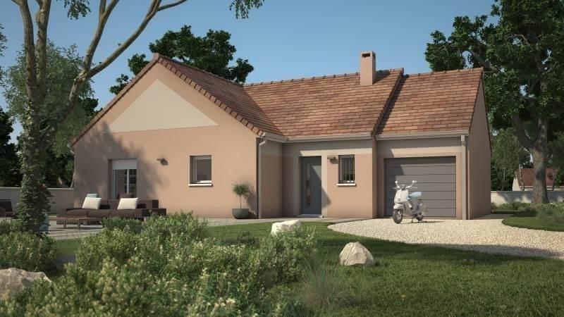 Maison neuve, 90 m² À La …