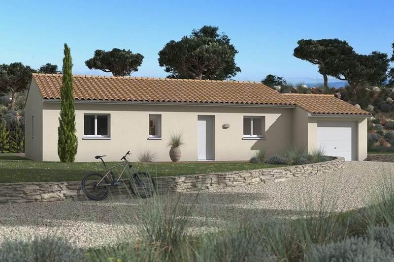 Maison neuve, 83 m² Saint…