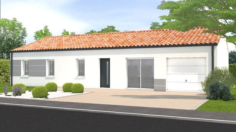 Maison neuve, 106 m² À Sai…