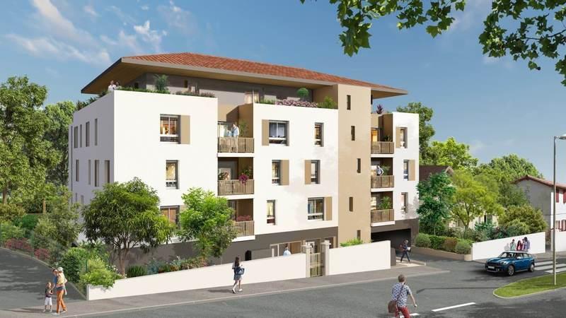 Appartement neuf, 42,06 m² À Bay…