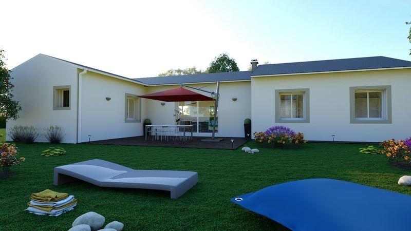 Maison neuve, 129 m² La Fl…